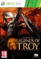 Jaquette du jeu Warriors : Legends of Troy