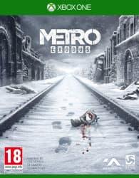 Jaquette du jeu Metro Exodus