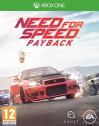 Jaquette du jeu Need for Speed Payback