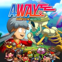 Jaquette du jeu AWAY : Journey to the Unexpected