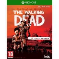 Jaquette du jeu The Walking Dead : The Final Season