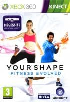 Jaquette du jeu Your Shape : Fitness Evolved