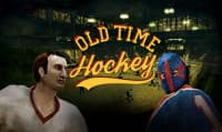 Jaquette du jeu Old Time Hockey