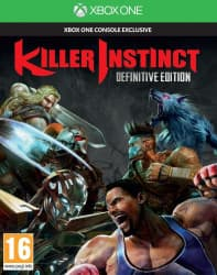 Jaquette du jeu Killer Instinct Definitive Edition