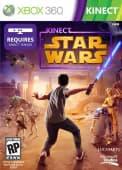 Jaquette du jeu Star Wars Kinect
