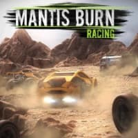 Jaquette du jeu Mantis Burn Racing