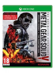 Jaquette du jeu Metal Gear Solid V : The Definitive Experience