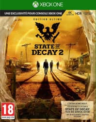 Jaquette du jeu State of Decay 2