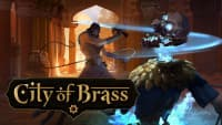 Jaquette du jeu City of Brass