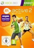 Jaquette du jeu EA Sports Active 2.0