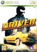 Jaquette du jeu Driver San Francisco