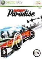 Jaquette du jeu Burnout Paradise