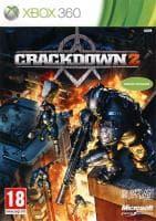 Jaquette du jeu Crackdown 2