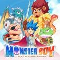 Jaquette du jeu Monster Boy and the Cursed Kingdom