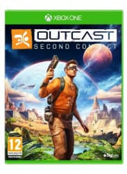 Jaquette du jeu Outcast : Second Contact
