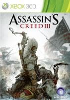 Jaquette du jeu Assassin's Creed III
