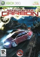Jaquette du jeu Need for Speed Carbon