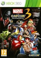 Jaquette du jeu Marvel vs. Capcom 3 : Fate of Two Worlds