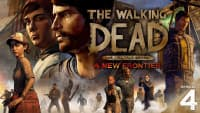 Jaquette du jeu The Walking Dead : A New Frontier : Episode 4 - Thicker Than Water
