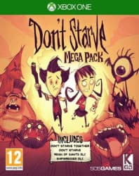 Jaquette du jeu Don't Starve Together