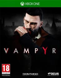 Jaquette du jeu Vampyr