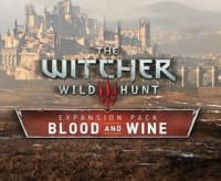 Jaquette du jeu The Witcher 3 : Wild Hunt - Blood and Wine