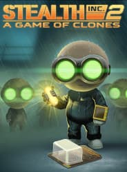Jaquette du jeu Stealth Inc 2 : A Game of Clones