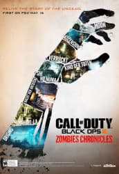 Jaquette du jeu Call of Duty : Black Ops III Zombies Chronicles