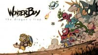 Jaquette du jeu Wonder Boy : The Dragon's Trap