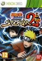 Jaquette du jeu Naruto Shippuden : Ultimate Ninja Storm 2