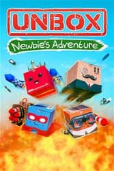 Jaquette du jeu Unbox : Newbies Adventure