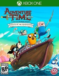 Jaquette du jeu Adventure Time : Pirates of the Enchiridion
