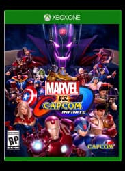 Jaquette du jeu Marvel vs. Capcom Infinite