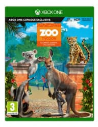 Jaquette du jeu Zoo Tycoon : Ultimate Animal Collection