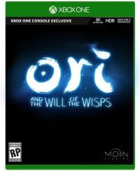 Jaquette du jeu Ori and the Will of the Wisps