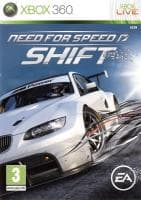 Jaquette du jeu Need for Speed Shift