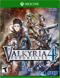 Jaquette du jeu Valkyria Chronicles 4
