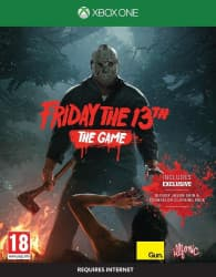 Jaquette du jeu Friday the 13th : The Video Game
