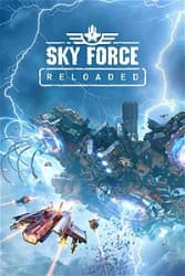 Jaquette du jeu Sky Force Reloaded
