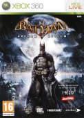 jaquette du jeu Batman : Arkham Asylum