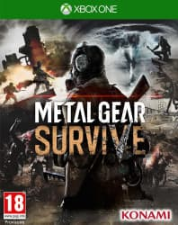 Jaquette du jeu Metal Gear Survive