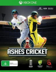Jaquette du jeu Ashes Cricket