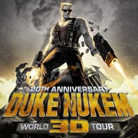 Jaquette du jeu Duke Nukem 3D: 20th Anniversary Edition World Tour
