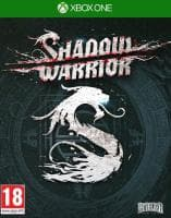 Jaquette du jeu Shadow Warrior