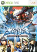Jaquette du jeu Blazblue Continuum Shift