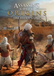 Jaquette du jeu Assassin's Creed Origins : The Hidden Ones