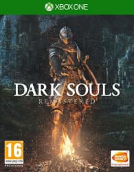 Jaquette du jeu Dark Souls Remastered