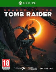 Jaquette du jeu Shadow of The Tomb Raider