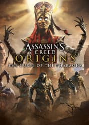 Jaquette du jeu Assassin's Creed Origins : The Curse of the Pharaohs