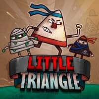 Jaquette du jeu Little Triangle